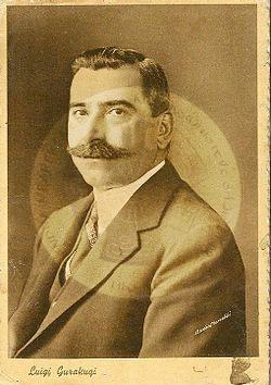"""1 Shtator 1916,  u themelua nga Luigj Gurakuqi """"Komsia Letrare Shqipe"""" me synim zhvillimin e gjuhës dhe letërsisë shqipe"""