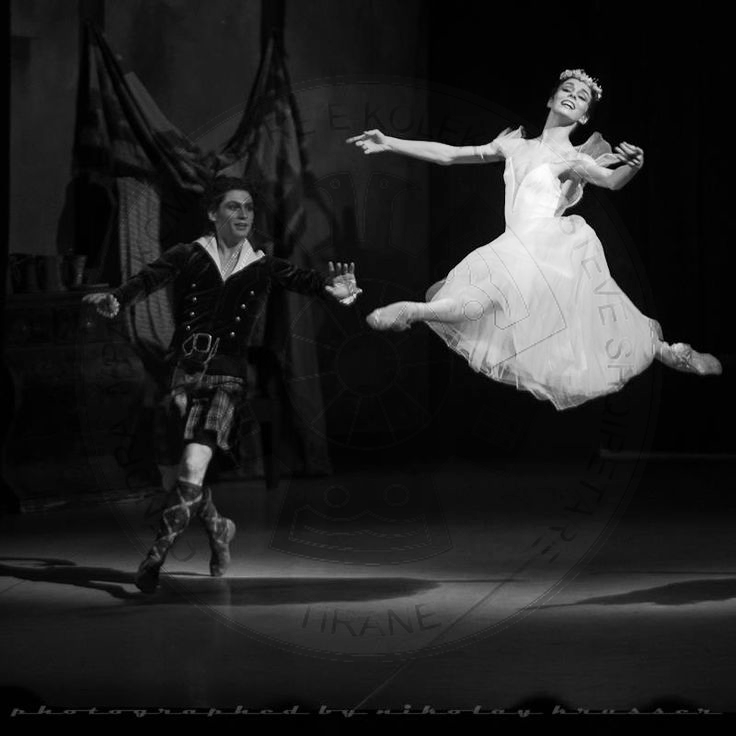 "13th September 1961, In the Theatre of Opera and Ballet  the premiere of ballet ""Laurencia"" was performed"