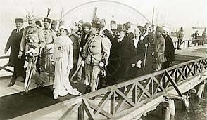 3 September 1914, Prince Vid left Durres