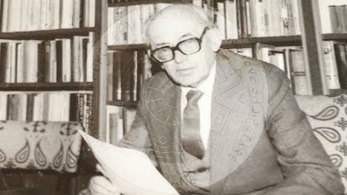 19 September 2000, is commemorated academician Mahir Domi