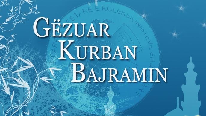 Gëzuar Kurban Bajramin!
