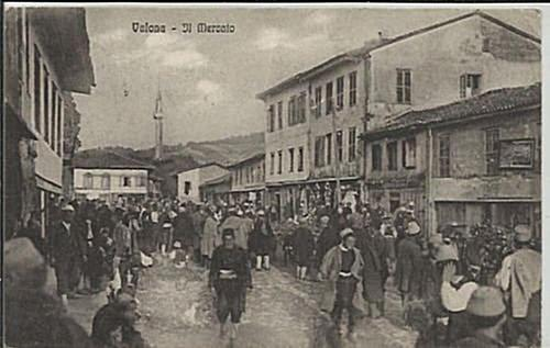1st October 1916, USA opened the first consulate in Vlora