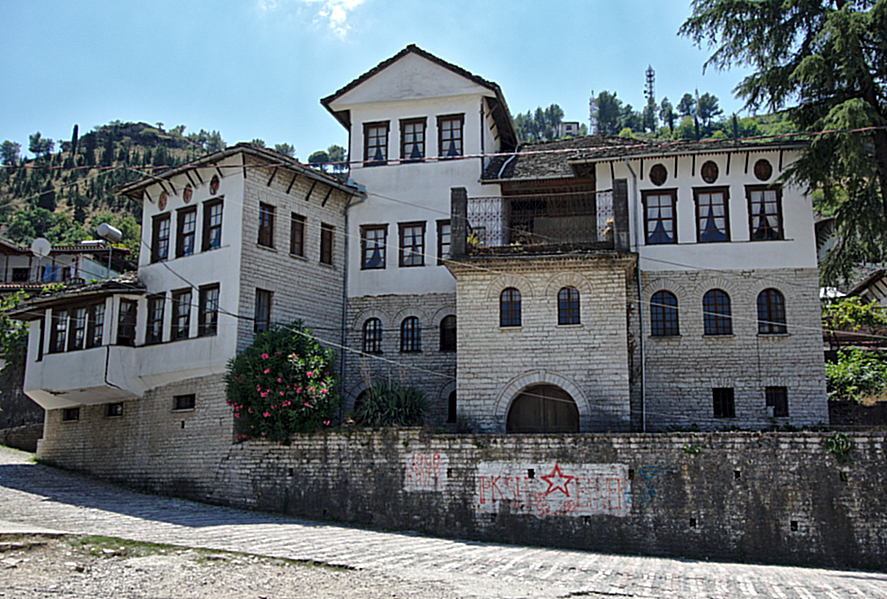 24 May 1977, in Gjirokastra was inaugurated the Museum Centre