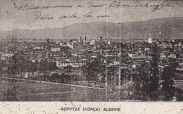 26 May 1920, was organized a rally for joining Korça with the Government of Tirana