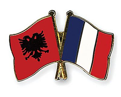 24 May 1922, France recognized the Albanian state