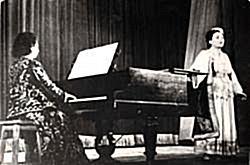 22 May 1910, was born Lola Gjoka, the first Albanian pianist