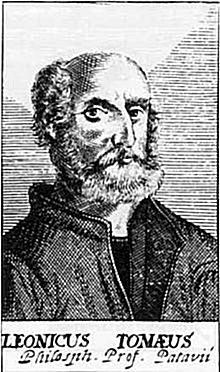 7 Maj 1485, u laurua për filozofi Nikollë Leonik Tomeu, apo siç quhej shpesh dhe Epirioti