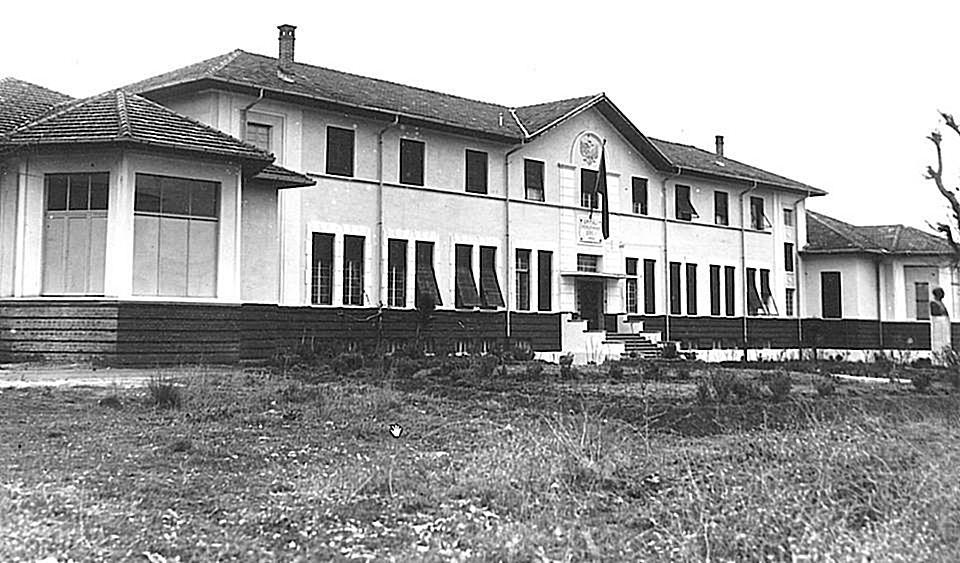 6 Maj 1937, përurohet pavioni i martenitetit pranë Spitalit Zogu I në Tiranë