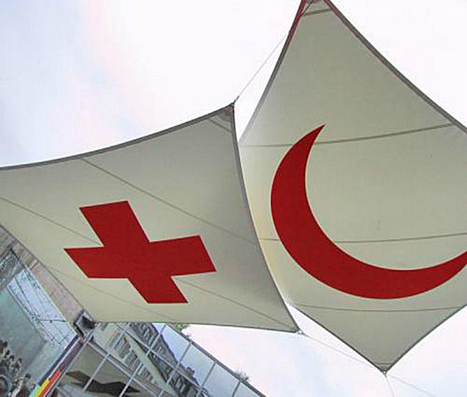 8 May, National Day of the Red Cross and the Red Crescent