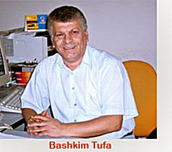 10 May 1952, was born the journalist Bashkim Tufa