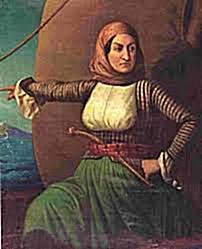 11 Maj 1771, kujtohet përvjetori i kapedanes trime arvanitase Laskarlina Bubulina