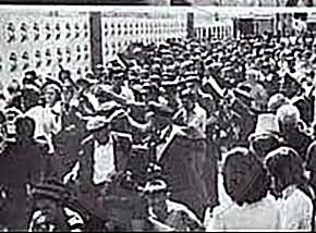 23 May 1940, strike of the Italian company Santinella workers