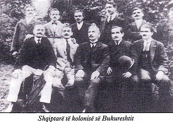 10 May 1892, in the Romanian capital, was opened the first Normal School in Albanian Language