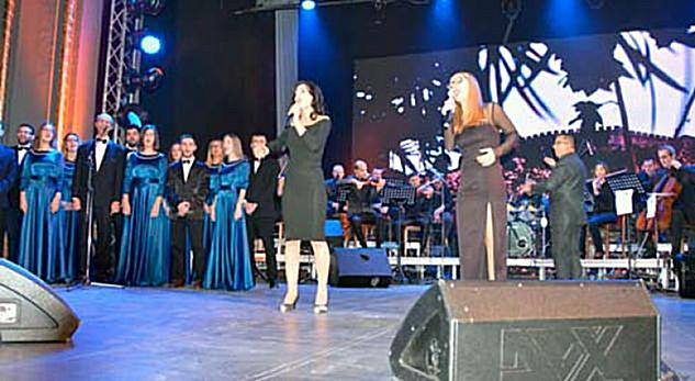 "16 May 1997, opened the first Festival of civic Song ""Sound of Penestias"""