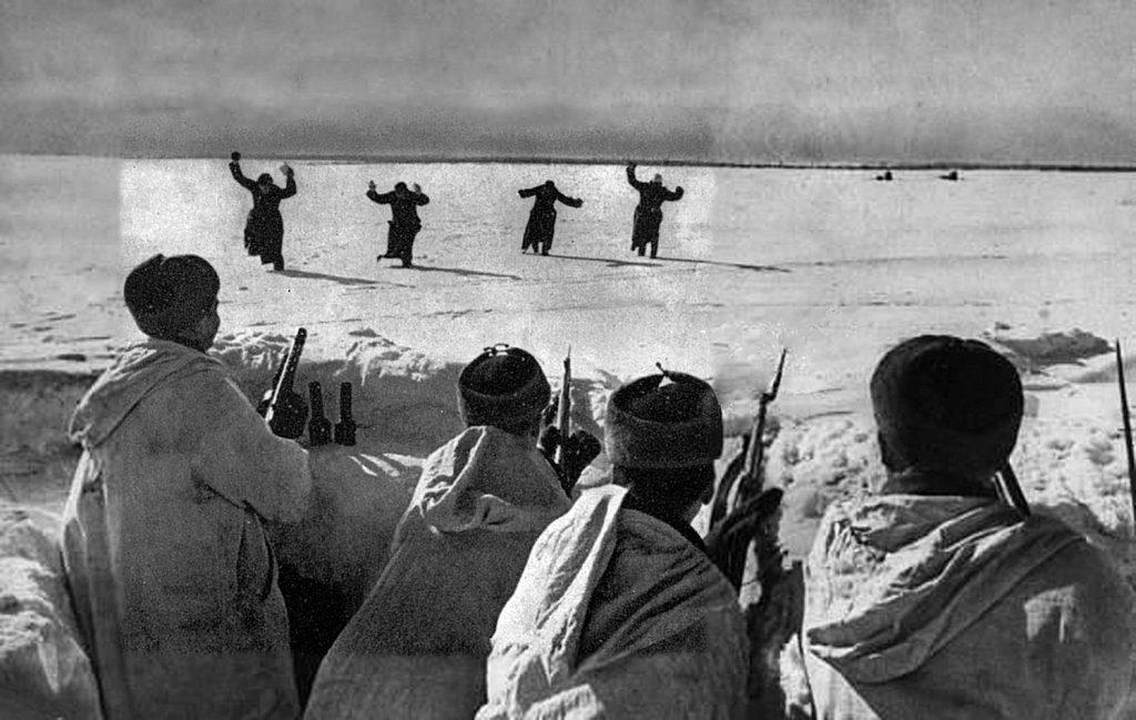 9 Maj 1945, kapitullojnë forcat gjermane ne Luften e Dytë Botërore