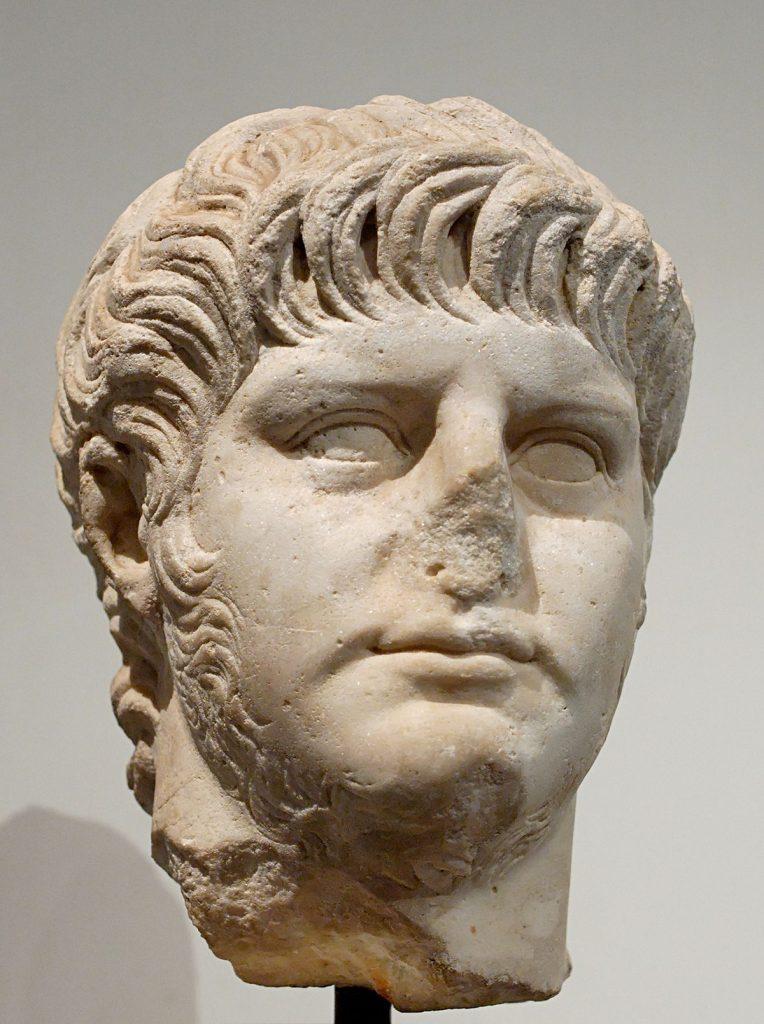 15 nentor 68 vdiq Neroni, perandor romak