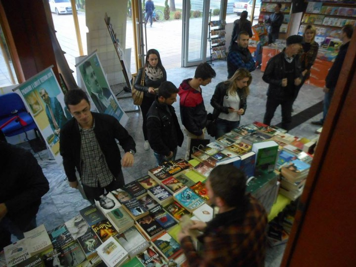 the  exhibition of Albanian book