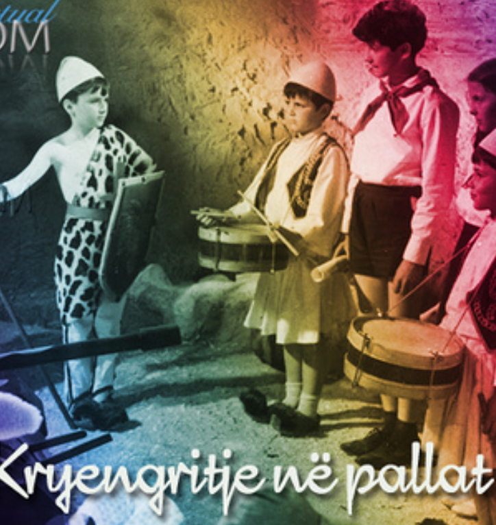 "6 November 1972, the premier of  ""Kryengritje në pallat"" movie"
