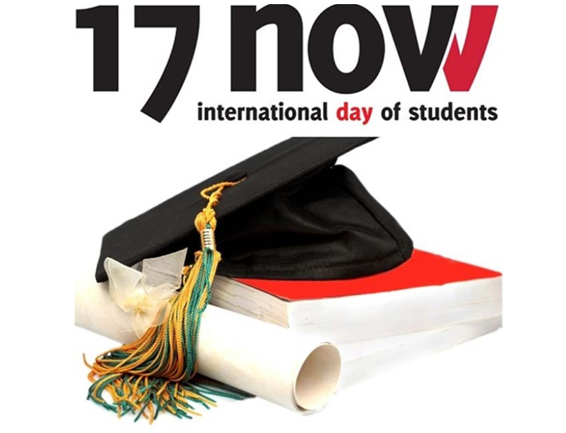 17 November the International Day of students