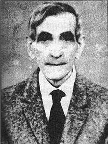 15 nentor 1900 lindi Tahir Dizdari, atdhetar dhe gjuhetar
