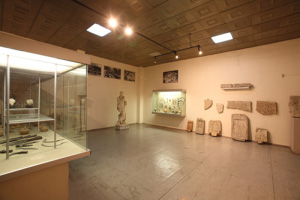 (Shqip) 1 nëntor 1948, u hap Muzeu Arkeologjik Kombëtar