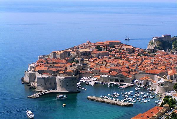 (Shqip) Raguza (Dubrovniku).