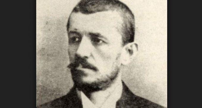 """(Shqip) 1 nëntor 1901, Doli nr. i parë i gazetës """"Drita""""."""