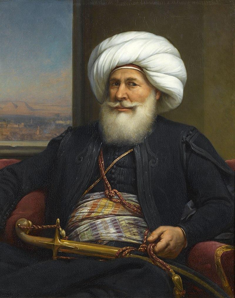 (Shqip) 2 Gusht 1849, vdiq Mehmet Ali Pasha.