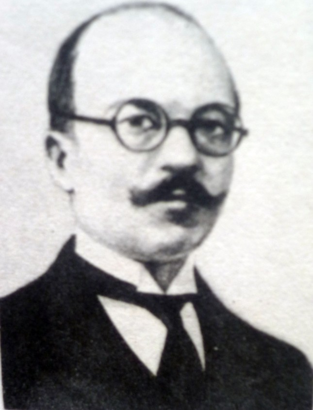 (Shqip) 1Gusht 1872, lindi Jani Minga, Firmetar i Pavaresise.