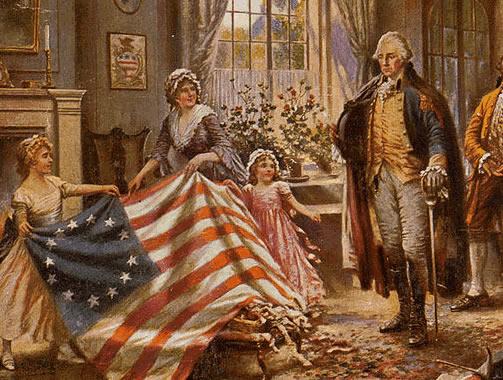 2 Gusht 1776, u firmos Deklarata e Pavaresise se Shteteve te Bahkuara te Amerikes.
