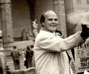(Shqip) 2 Gusht 1924, u lind Panajot Kanaci, mjeshter baleti.