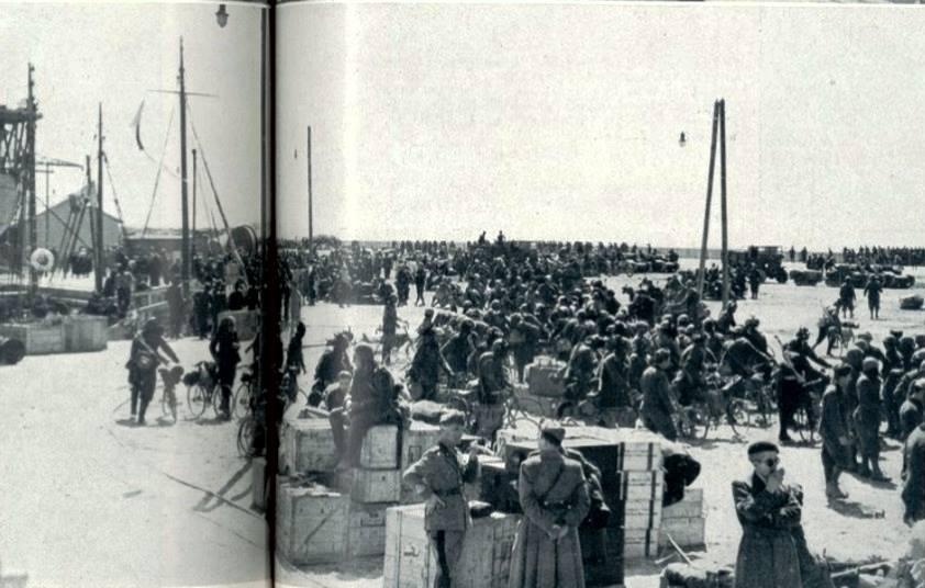 (Shqip) 28 dhjetor 1914, Franca dhe Rusia protestojne prane Italise, trupat e se ciles kishin pushtuar Vloren.