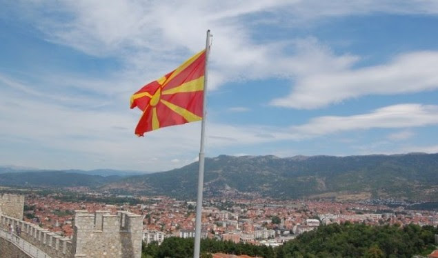 24 December 1993, the establishment of diplomatic relations with Macedonia
