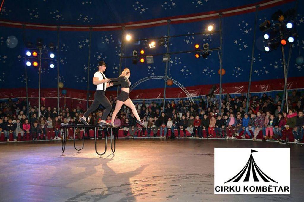 8 January, Tirana circus begins the new season