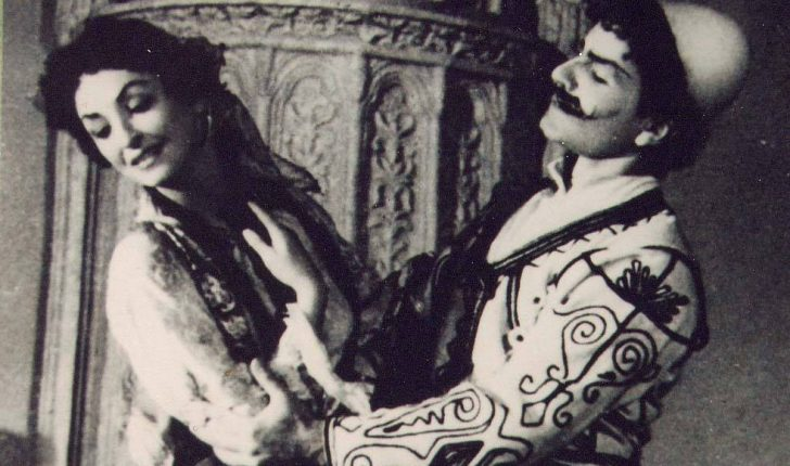 "7 January 1983, ""Halili and Hajrija"" created the basis of the Albanian tradition in ballet"