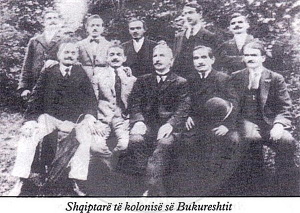 "January 3rd, 1910, was approved in Romania the statute of the ""Bashkimi"""